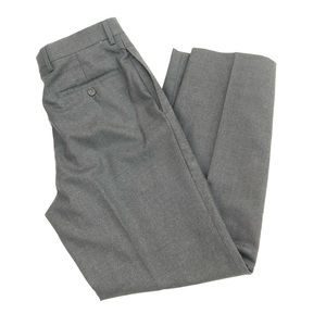 Lauren Ralph Lauren Men's Grey Dress Pants Size 30